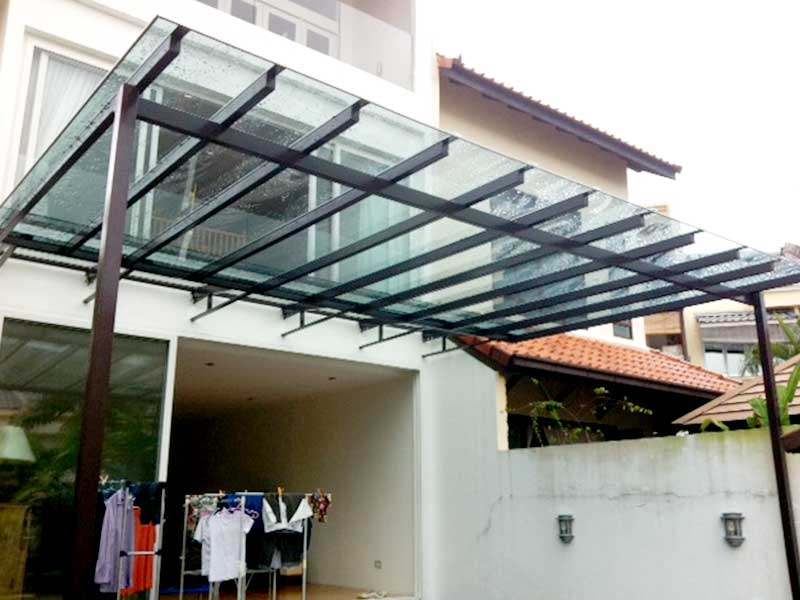 Polycarbonate Roof Contractor Ace Awnings
